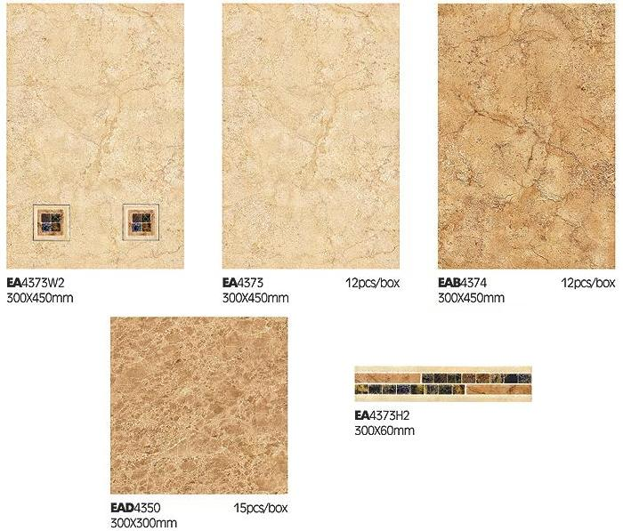 LADA Calle Crema Collection Wall and Floor Tiles