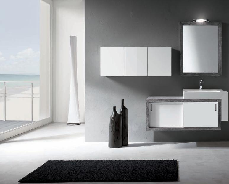 BMT PI Quadro Comp. 24 Bathroom Vanity