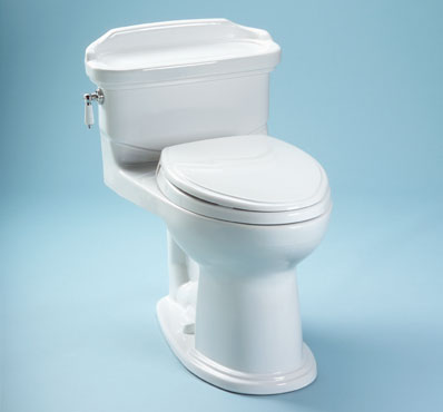 Toto Willingham MS924154F One-Piece Toilet