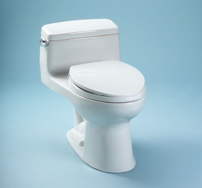 Toto Supreme MS864114 One-Piece Toilet