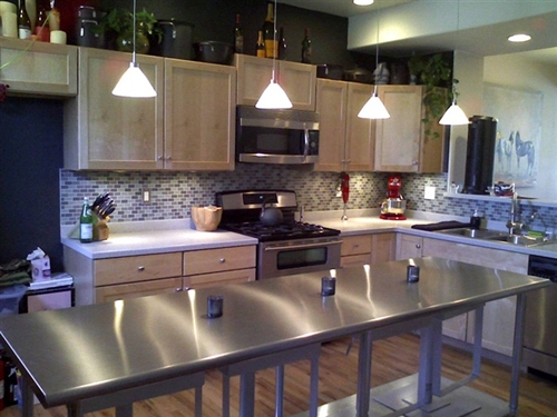 Kitchen Backsplash Design Idea 14