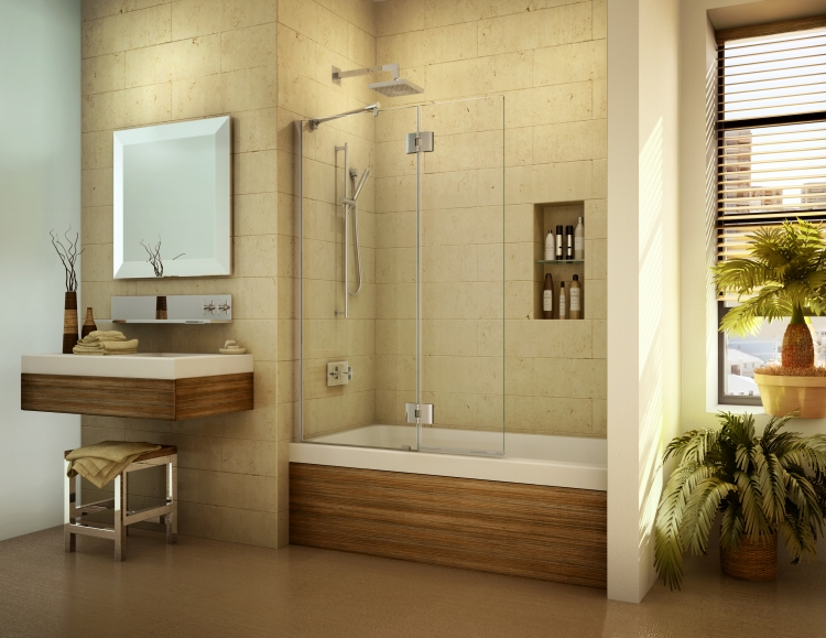 Fleurco Evolution MONACO Square Tub Shield (VWXSH24)