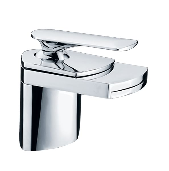 Dreamline DLFHD-3101CH Waterfall Bathroom Sink Faucet