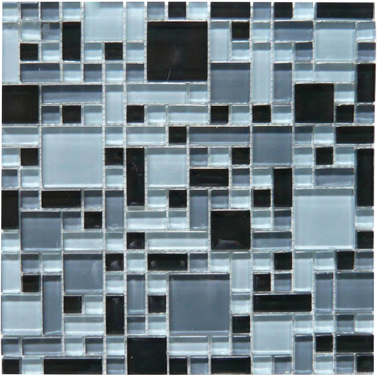 Universal ceramic tiles new york brooklyn ceramic porcelain lada gp05 mixed blend multi size puzzle series glass mosaic tile dailygadgetfo Images