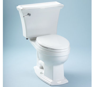 Toto Clayton CST784SF(EF) Elongated Two-Piece Toilet