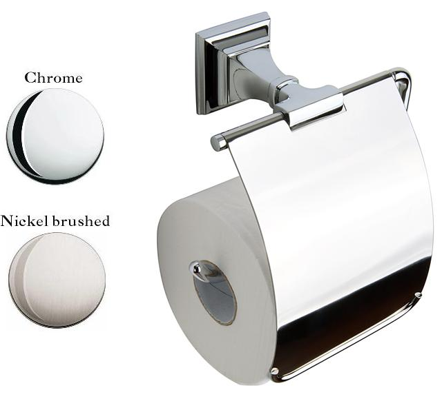 LADA KK68035 Toilet Paper Roll Holder with lid