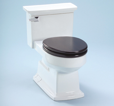 Toto LLOYD MS934304EF Elongated One-Piece Toilet