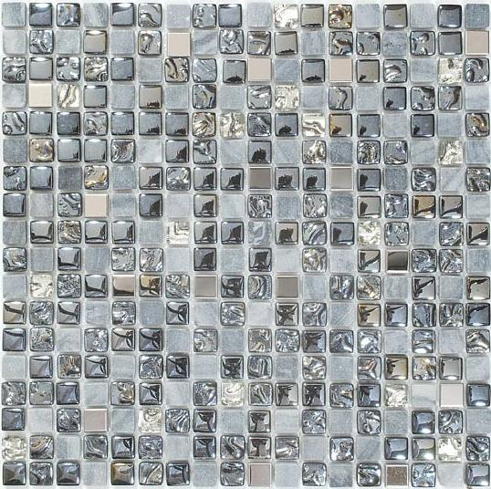 Mirage OP07 Opulence Series Starry Night Mosaic Tile