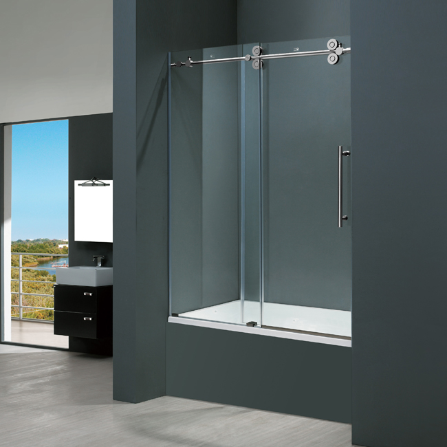 Ordinaire Vigo VG06041 Fremaless Bath Tub Door