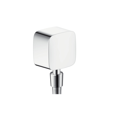 Hansgrohe Puravida 27414001 Wall Outlet Elbow with Check Valve