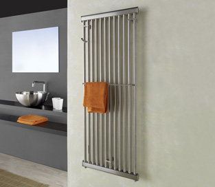 Amba Sirio S-2156 Vertical Towel Warmer