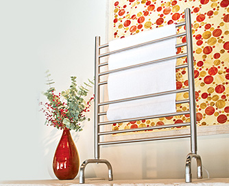 Amba Solo Freestanding Towel Warmer