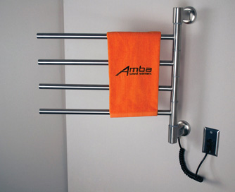 Amba Swivel J-D004 Towel Warmer