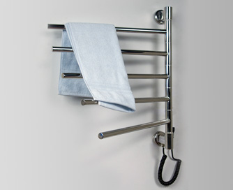 Amba Swivel J-D005 Towel Warmer