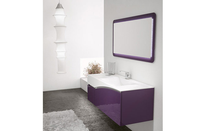 BMT FLY Comp. 4 Bathroom Vanity 50
