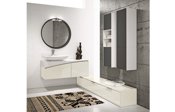 BMT FLY Comp. 15 Bathroom Vanity 50