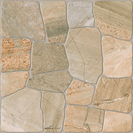 Baldocer Collage Alpine Sand 18 x 18 Outdoor Porcelain Tile