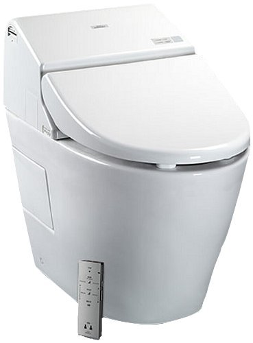 Toto MS970CEMFG Washlet G500 with Integrated Toilet