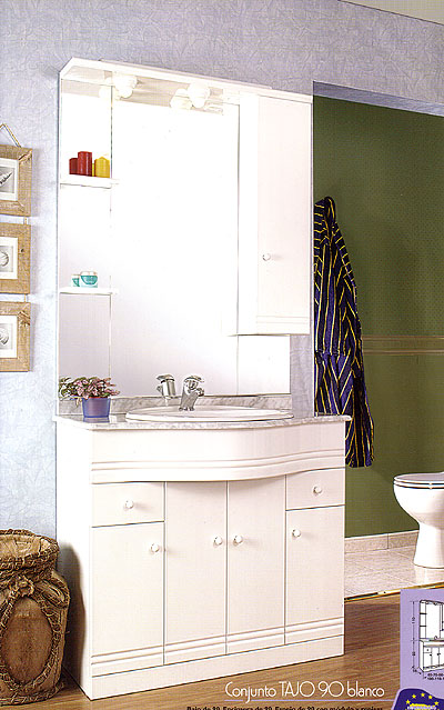 Tajo 70 Bathroom Vanity