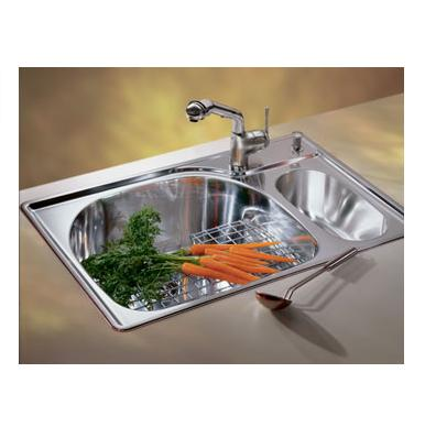 Franke PRX-660 Drop-in SS Sink