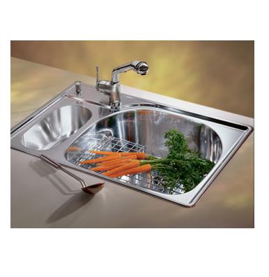 Franke PCX 660-LH Drop-in SS Sink