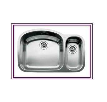 Blanco Wave 440246 Undercounter SS Sink