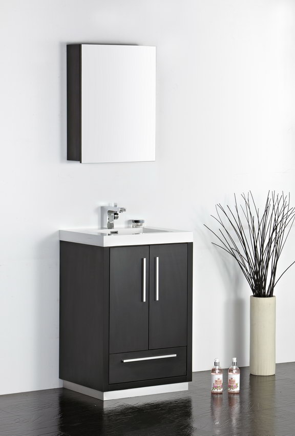 LADA Genius G600 Bathroom Vanity Set 24  Universal Ceramic Tiles  New York  Brooklyn   Vanities   Modern  . New Bathroom Vanity Brooklyn Ny. Home Design Ideas